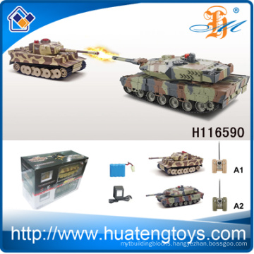 New Arriving 1:24 Scale Infrared RC Battle Tank rc tank H116590