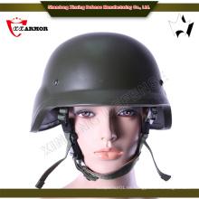 2016 casco a prueba de balas de casco balístico vendedor caliente con visera
