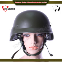 2016 capacete balístico à prova de bala capacete à prova de balas com viseira