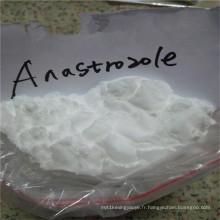 Supplément masculin antinéoplasique d'Anastrozoles de stéroïde d'Arimidex injectable CAS: 120511-73-1