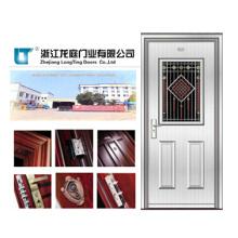 Porta de aço inoxidável da venda quente feita em China (LTSS-1025)