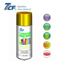 fluorescent color aerosol paint