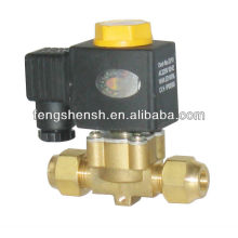 electromagnetic solenoid valves with pistons NSV series