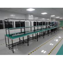 Sistemas de cinta transportadora con tubería sin costura