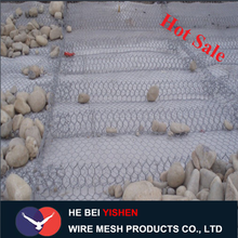 Hexagonal Gabion Mesh Fence
