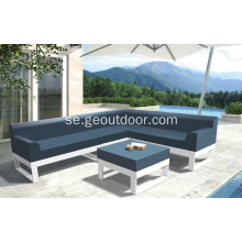 High End Outdoor Furniture Polyuretan Skum Fashion Design
