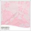 China Designer personalizado tecido de poliéster de algodão macio e elegante