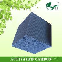 Newest product air purifier honeycomb activated carbon filter