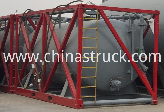 hydrochloric acid tank container
