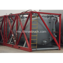 Container Tank Acid Hydrochloric 5000USG