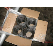 Double Twist Black Annealed Iron Wire in Bwg18