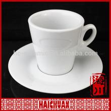 HCC porcelain cup and saucer tea set cup plate, tea cup and saucer flower pot