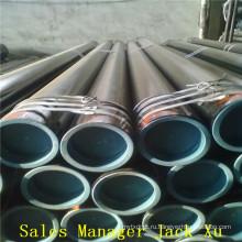 a524 труба ASTM безшовная труба углерода стальная, оба конца с ПЛАСТИЧНЫМИ крышками