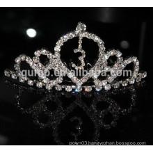 high quality small tiara comb