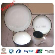 Cena reactiva de la porcelana 16pcs