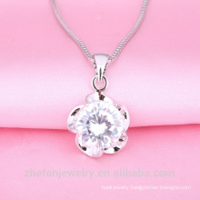 guangzhou fashion jewellery factory direct price 925 silver pendant