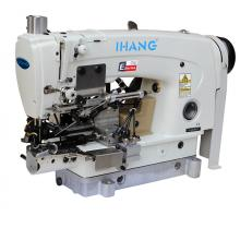 Datoriserad Lockstitch Jeans Bottom Hemming Machine