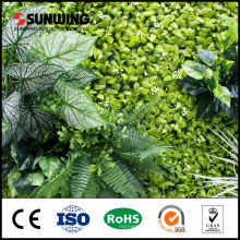 natural artificial wild green wall for garden ornaments