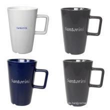 Kaffeetasse, Keramikbecher