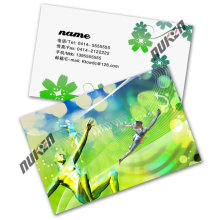 Lenticular 3D Plastic Business Card