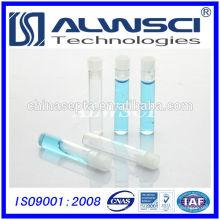 8 * 40mm Probe medizinische Fläschchen 1ml für shimadzu hplc Fläschchen