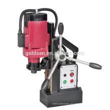 23 milímetros 1500W 13000N broca magnética mini máquina de corte de aço núcleo GW8080
