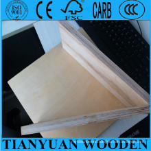 1220X2440mm Hardwood Core Birch Plywood for Sale