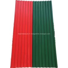 Feuille de toiture de haute résistance de Mgo d'isolation phonique