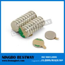 Starke Neodym-Magnetscheibe für Box