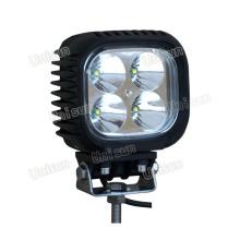 5inch 24V 40W 48W LED Farmland lâmpada de trabalho da máquina