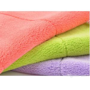 Two Sides  Soft Microfiber Coral Fleece Towel
