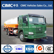 20cbm HOWO Oil Transportation Truck Fuel Tank Truck