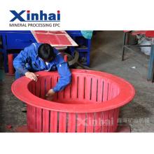 Rollo de lámina de goma natural resistente al calor en venta