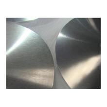 1050/1100 Natürliche Finish-Aluminium-Kreise