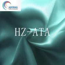 100% полиэстер 113GSM плетение Яркая атласная ткань