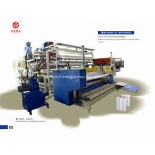 Machines à l'étiquetage de palettes en plastique LLDPE célèbres