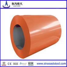 Amarillo SPCC Galvanzied bobina (SINO EAST-32)