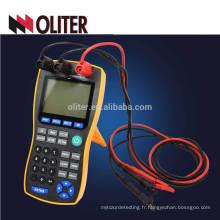 thermocouple pt100 rtd température multifonction 4-20ma calibrateur