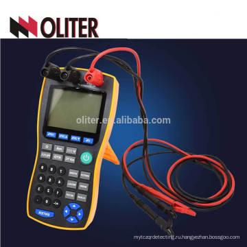 термопара термометр сопротивления Pt100 многофункциональный температуры 4-20мА калибратор