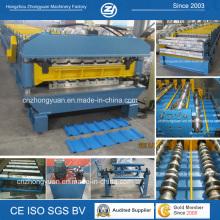 Kundenspezifische Doppelschicht-Rollmaschine