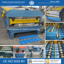Customized Double Layer Rolling Machine