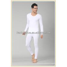 Invierno caliente adelgazamiento largo johns, hombres al por mayor apretado ropa interior largo johns