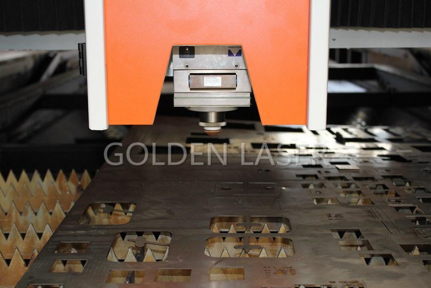 fiber laser metal cutting machine GF-1530JH