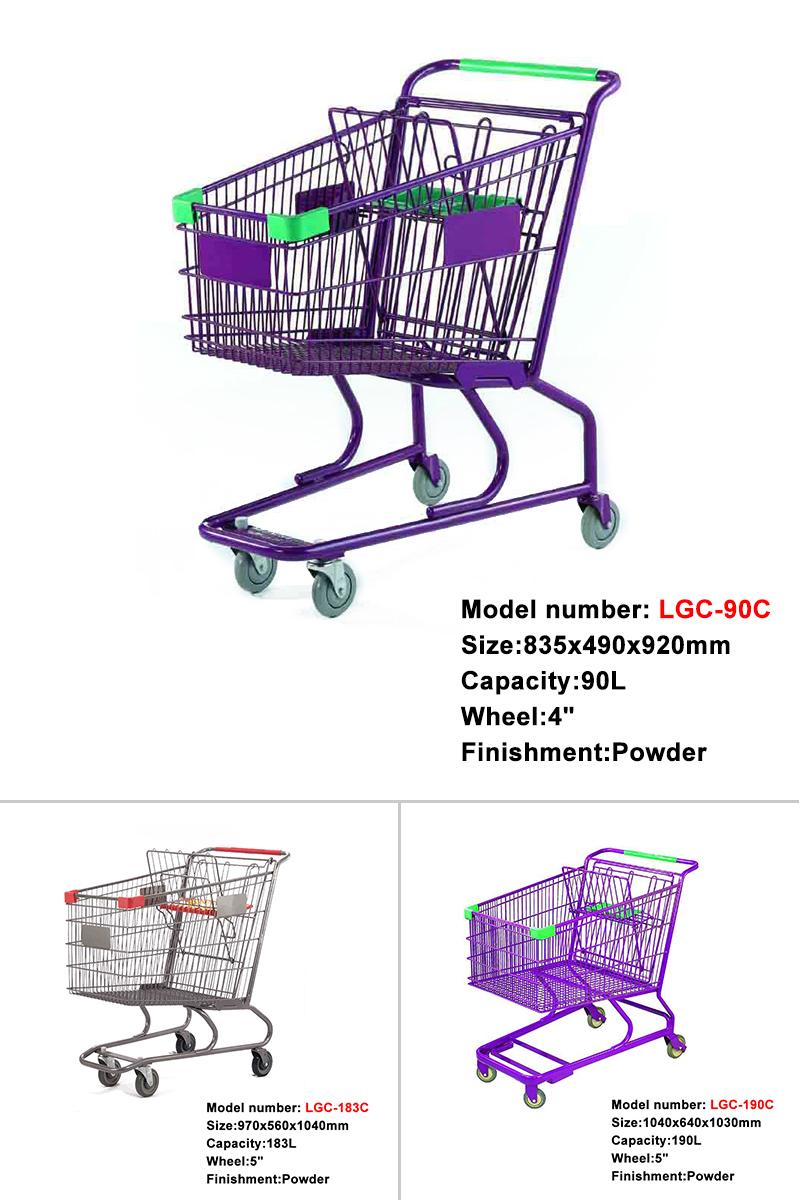 American styles cart