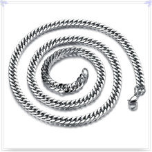 Мода ювелирные изделия ожерелье из нержавеющей стали цепи (SH066)