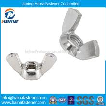 Китай Поставщик Имеется в наличии DIN315 Винты для пальцев из нержавеющей стали