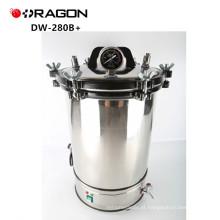 Esterilizador portátil do vapor do hospital do preço da autoclave da pressão