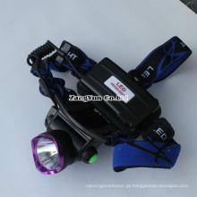Xq-21 Head Lamp, Escalada, Pesca T6 Farol