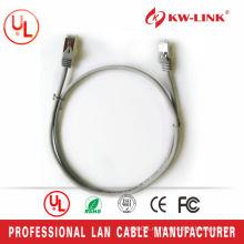 Лучшее качество UTP / FTP / SFTP Внутренний кабель коммутационного шнура Cat5e 26AWG