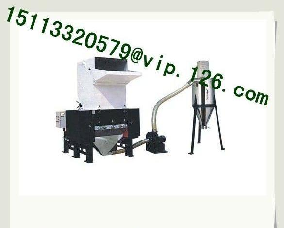 Automatic Plastic Crushing And Recycling Machine A